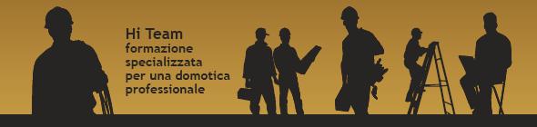 domotica_HiTeam