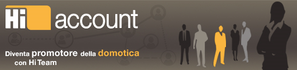 domoticaHI_Account